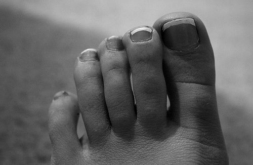 Пальцы стопы