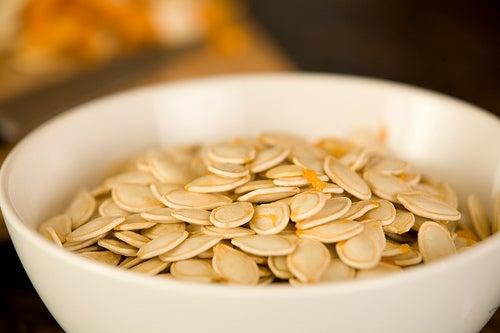 Tykvennye semena