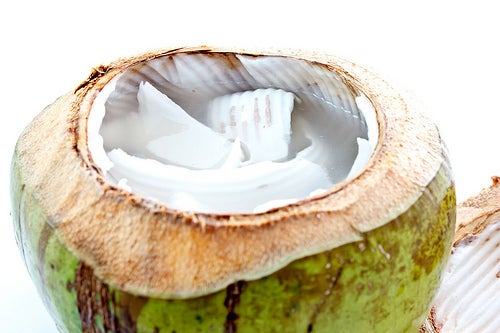 Лучшие напитки и кокосовое молоко