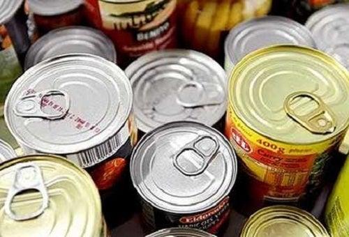 Консервированные продукты опасны для здоровья