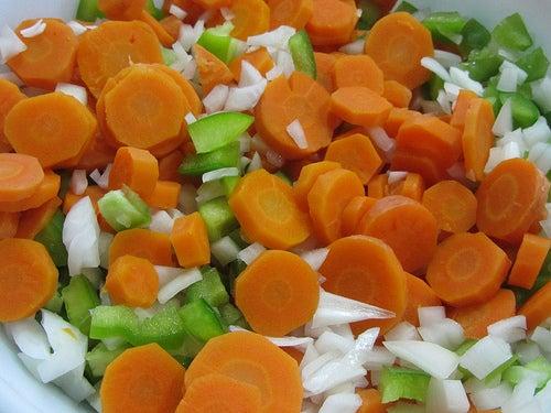 Лучшие мочегонные средства и морковь