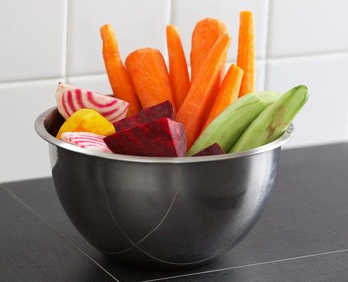 Овощи помогут утолить голод