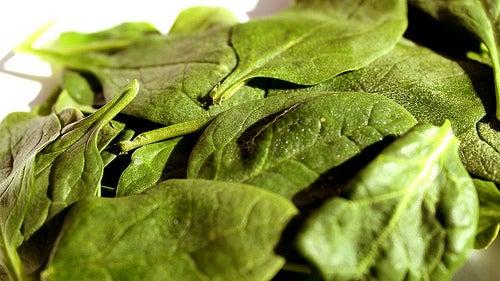 Очищение печени при помощи зеленых овощей