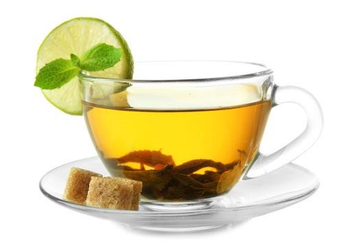 Зеленый чай и очищение печени