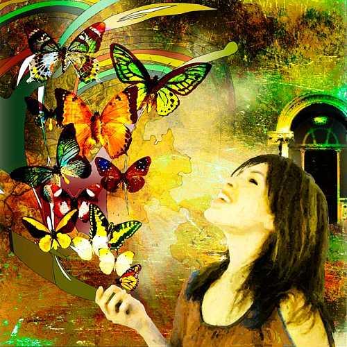 бабочки и эмоции