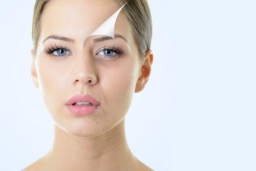 Как не допустить старения кожи