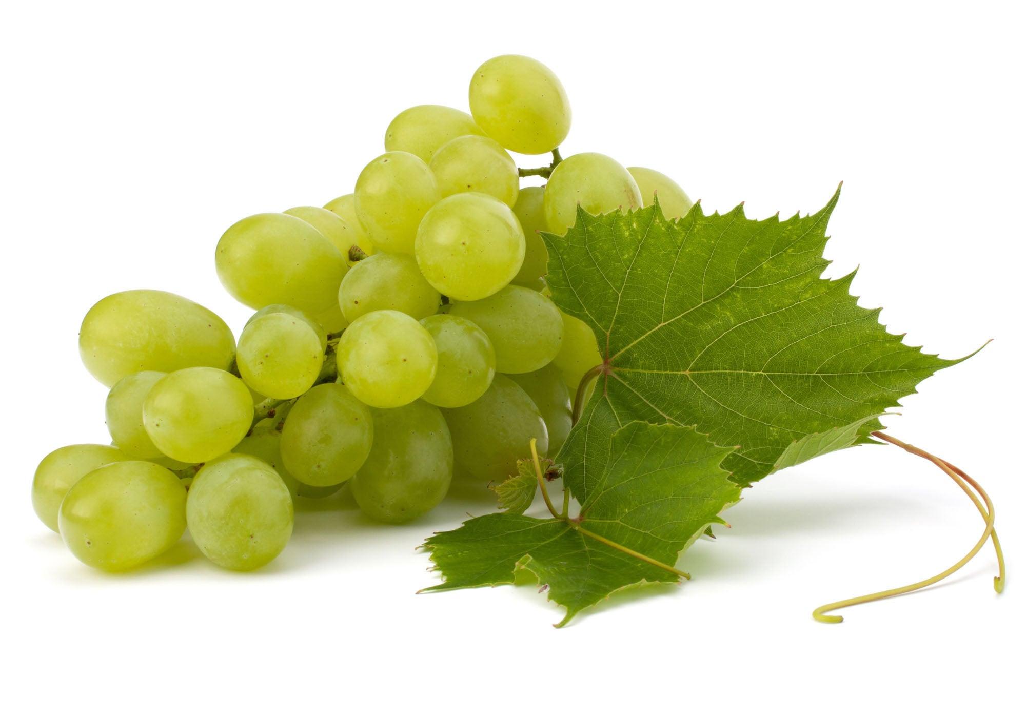 Очищение печени при помощи винограда