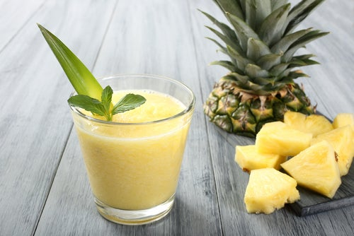 Как ананас и его энзимы помогают в лечении рака