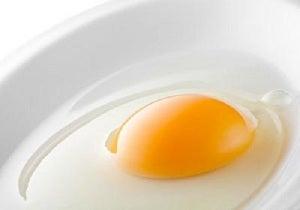 Яйца и запах тела человека