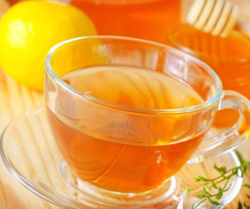 Пьем белый чай и худеем!