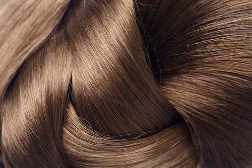 блестящие-волосы