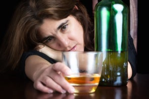 депрессия-алкоголь