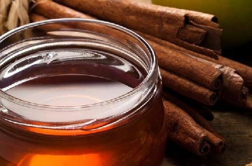 Мед с корицей для лечения артроза -