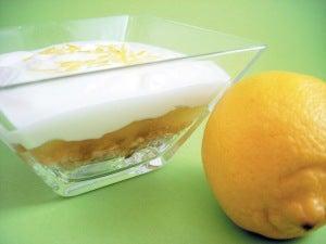 Чем полезен лимонный торт