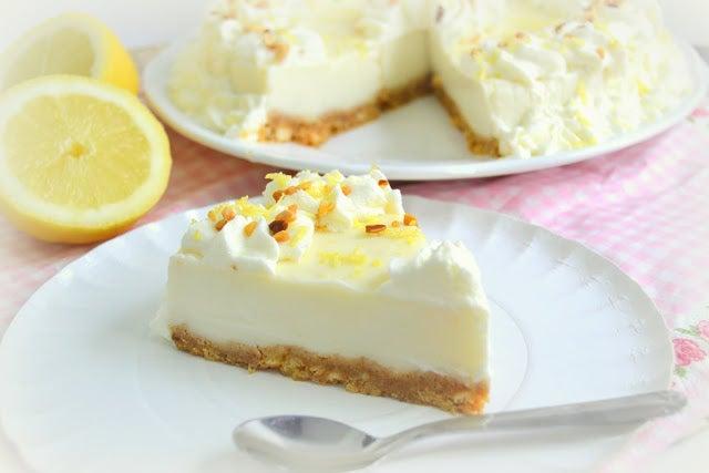 Домашний лимонный торт: невероятно вкусно!