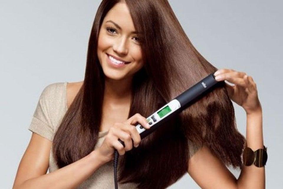выпрямитель-волос