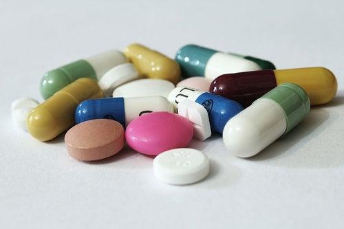 Таблетки и медикаменты