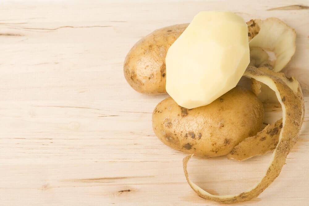 Картофель и язва желудка