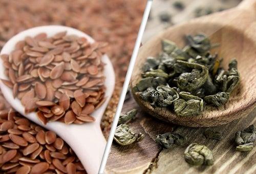 Льняные семечки и зеленый чай: союзники в борьбе против рака