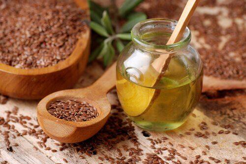 Льняное масло и боль в запястье