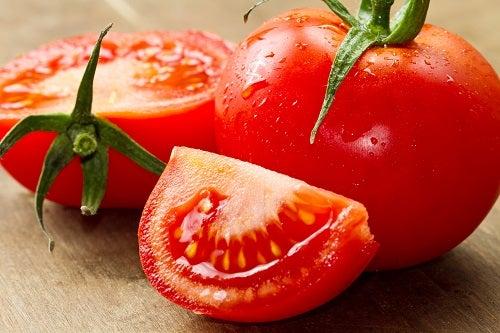 Лучшие маски для лица из томата