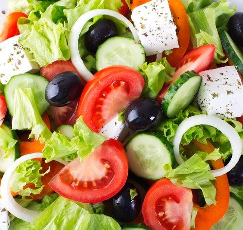 Худеем на салатиках: хитрости и рецепты