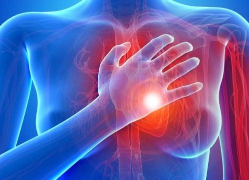 Симптомы основных сердечных заболеваний у женщин