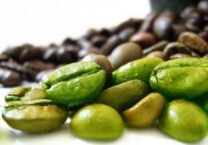 зерна-зеленого-кофе