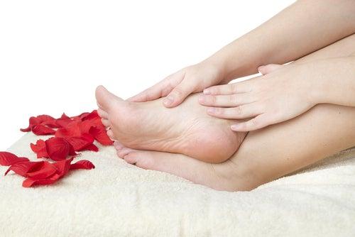 Десять правил для красоты и здоровья ног
