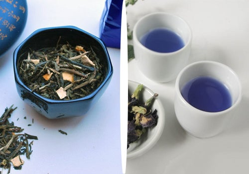 Улун: бирюзовый чай для борьбы с лишним весом