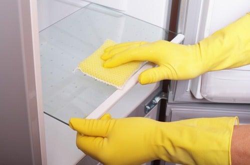 мыть-холодильник
