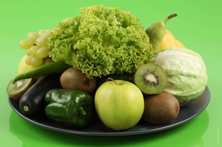 Фрукты и овощи для увеличения груди