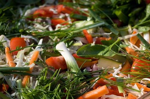 Овощи и диета при рефлюксе