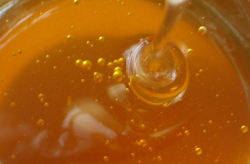 Мед и диета при рефлюксе