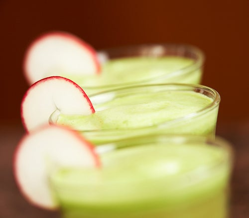 Сок из сельдерея