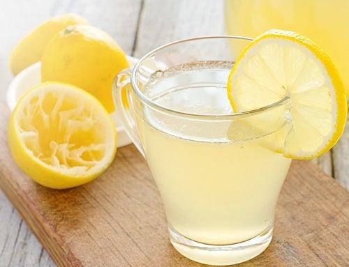 лечебные свойства сока лимона