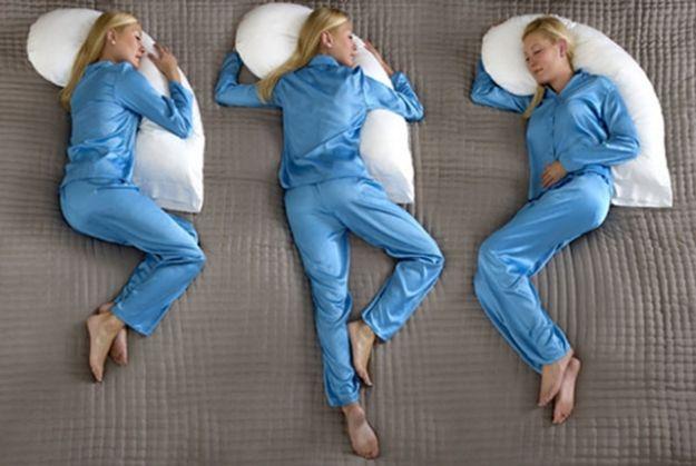 Что может рассказать о человеке поза во время сна?
