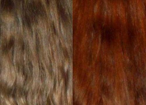 Как придать волосам нужный оттенок при помощи натуральных средств