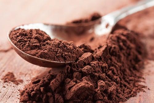 Потрескавшаяся кожа и какао