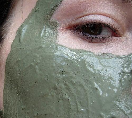 маска из глины-The-Style-PA