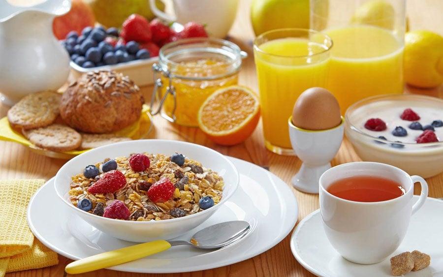 Здоровый завтрак поможет победить головную боль