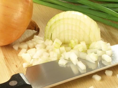 лук и натуральные антиоксиданты