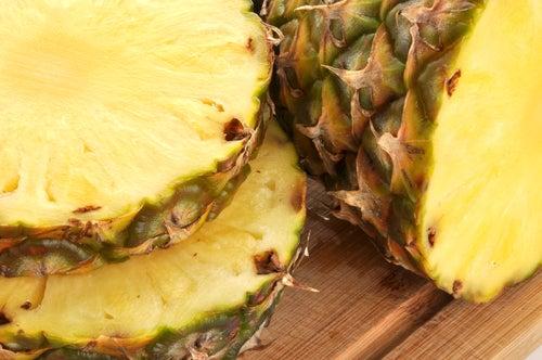 Вкусные целебные напитки из кожуры ананаса