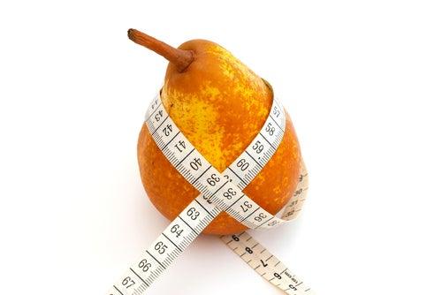 Груша помогает ускорить метаболизм