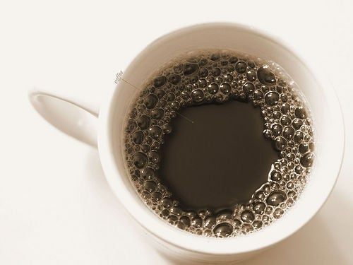 Кофеин и щитовидная железа