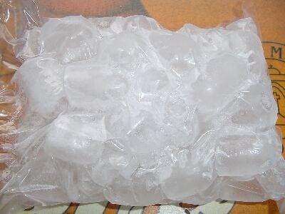 лед поможет, если болит колено