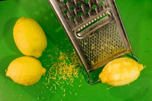 лимонная-цедра