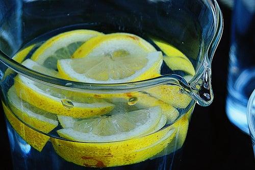 лимонная вода-DorteF1