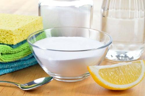 Лучшие натуральные рецепты для уборки дома!