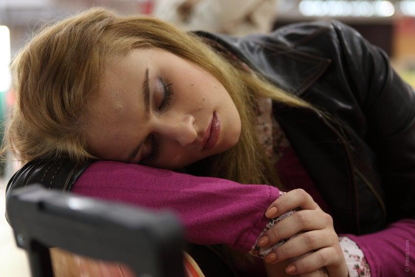 работоспособность мозга и недостаток сна